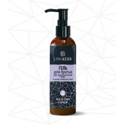 Гель для бритья «Liminera» для чувствительной кожи на основе Тамбуканской грязи 200 мл.