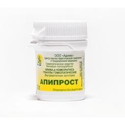 Гранулы гомеопатические «Апипрост»10гр.