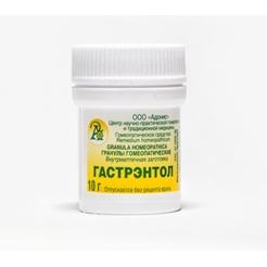 Гранулы гомеопатические «Гастрэнтол»10гр.
